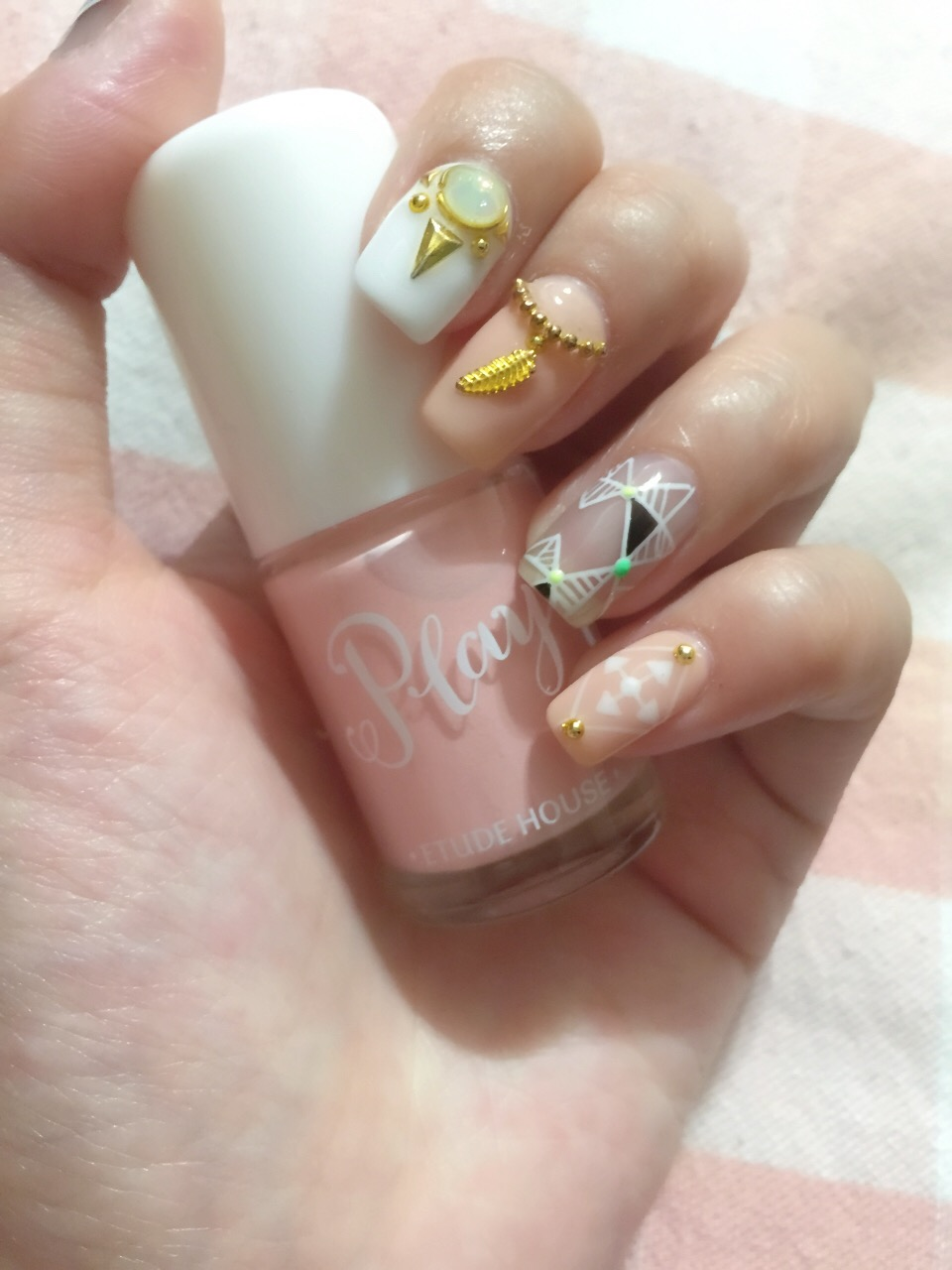 REVIEW: Etude House Play Nails in #1, #4 & #100 – thebeautyverdict